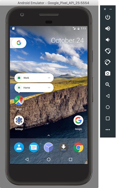 google-pixel-emulator