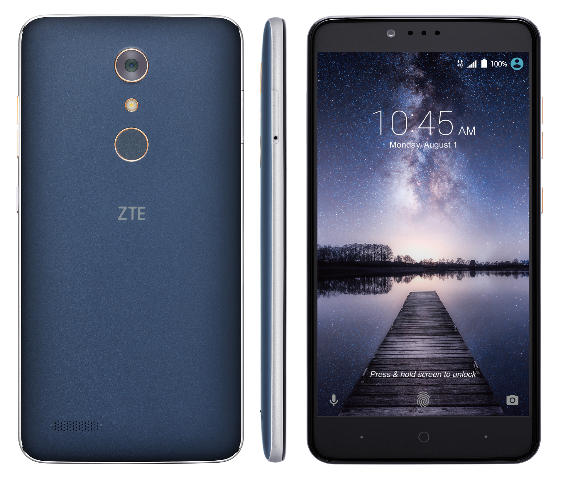 the perfect zte zmax pro 2 HTC ONE WHITE