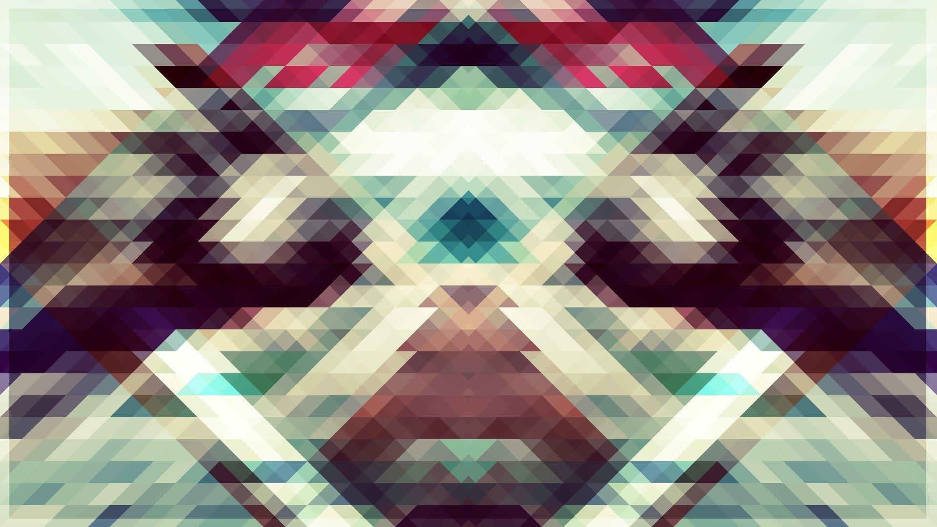 mosaic-triangle