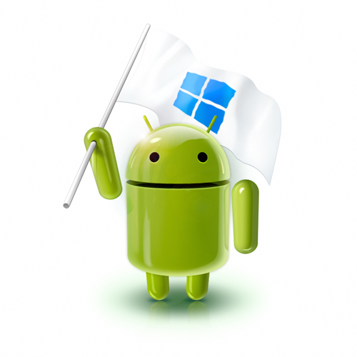microsoft android