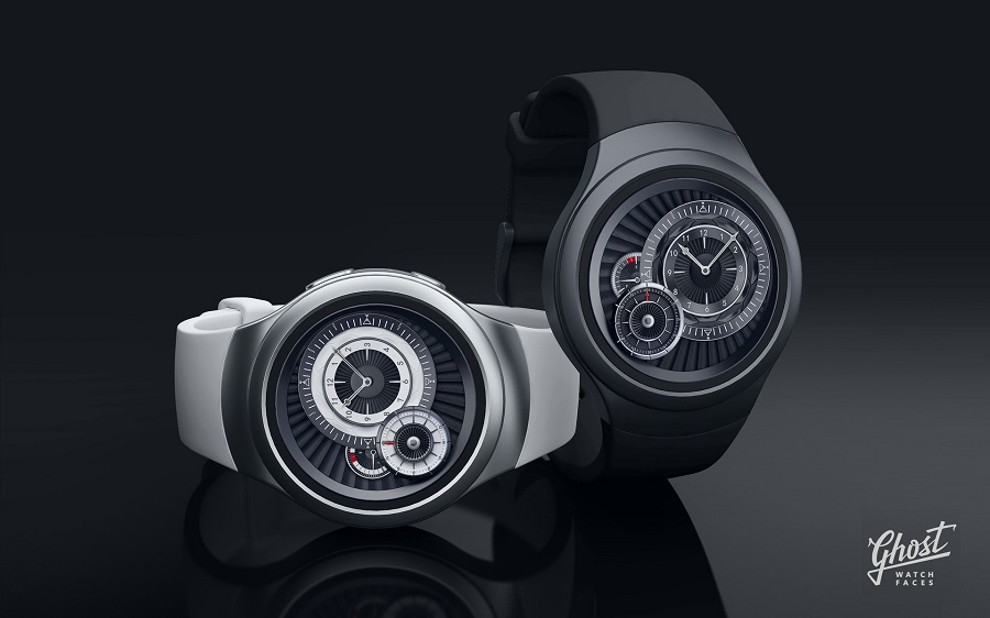 Samsung Gear S3 smartwatch arrives November 18, starting at $350
