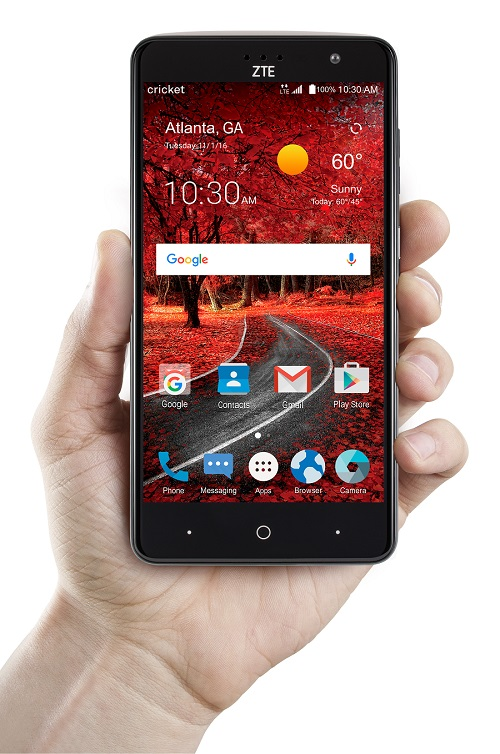 zte quest android phone the commands must
