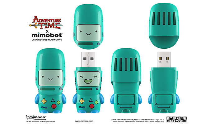 adventure-time-bmo-mimobot-flash-drive