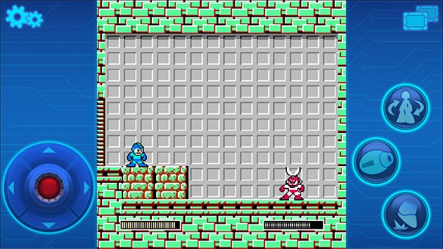 Mega Man Legacy Collection Set for Mobile Release Next Month