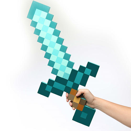 minecraft-diamond-sword
