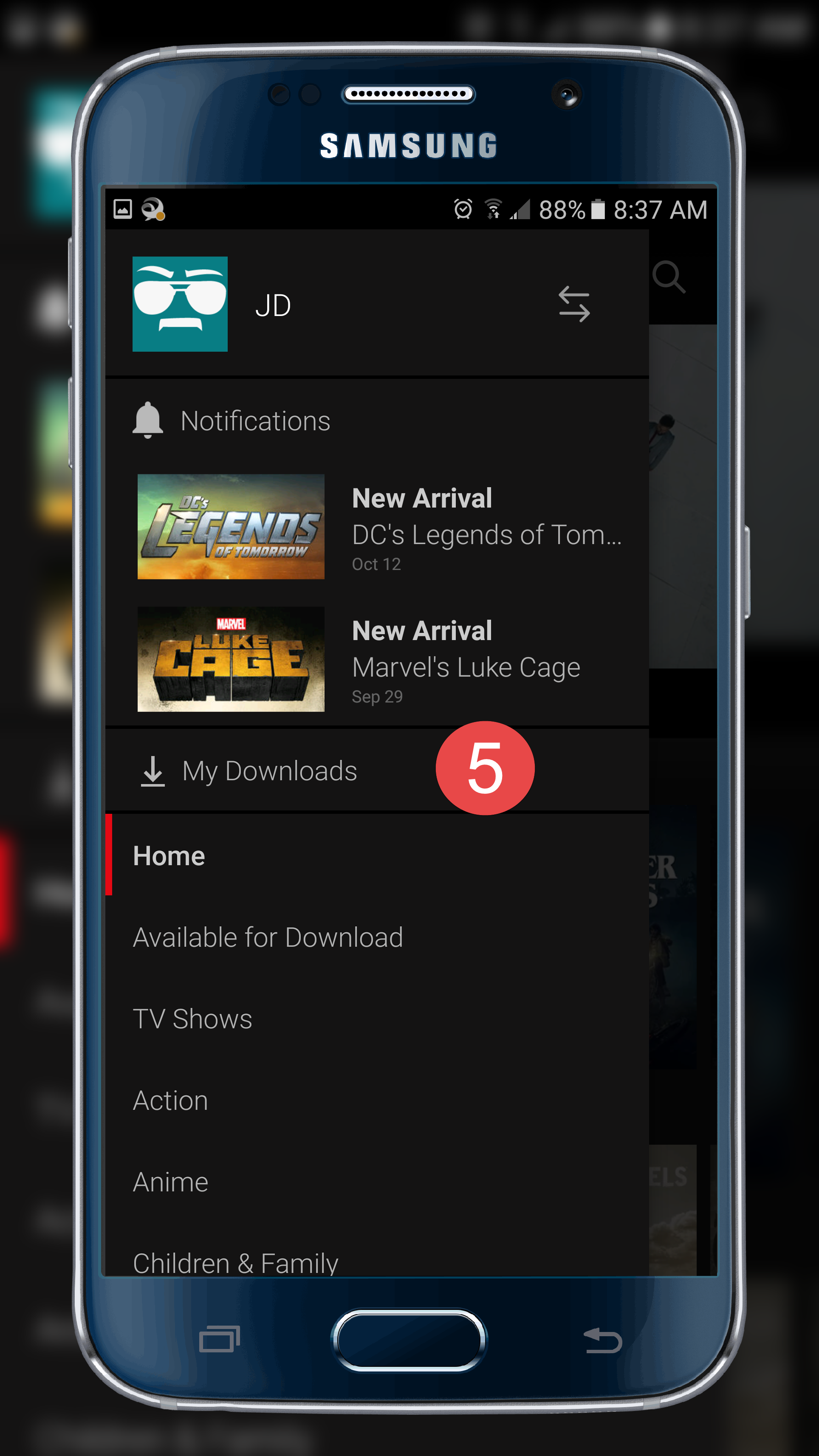 how to download videos netflix