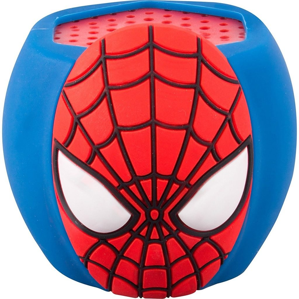 spiderman-molded-bluetooth-speakers