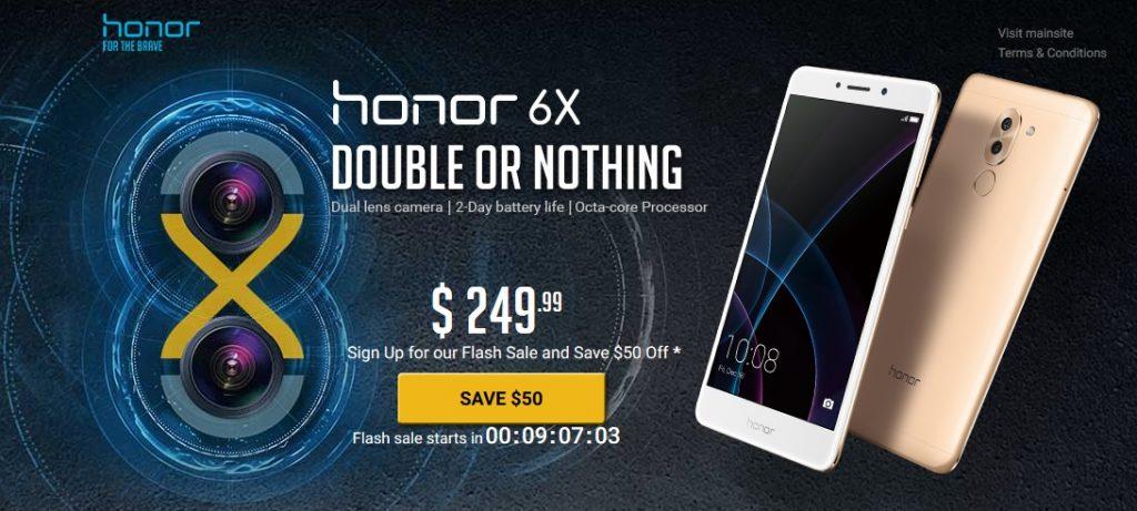 honor-6x-flash-sale