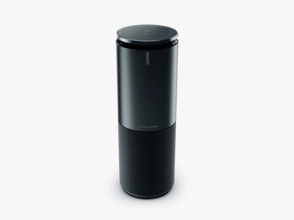 lenovo unveils cheaper amazon echo alternative powered by alexa. Black Bedroom Furniture Sets. Home Design Ideas