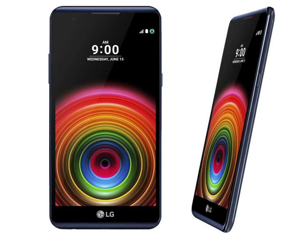More LG X Power