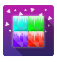 color glide app icon