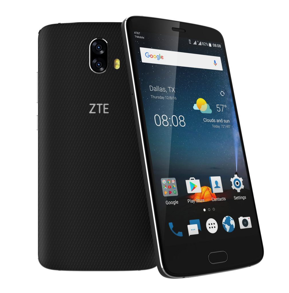 zte blade v8 hoesje has all the