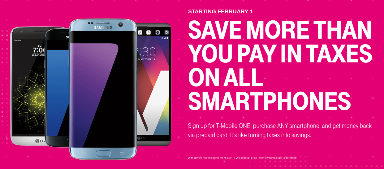 Buy a Samsung Galaxy Watch, get one 50% off to gift.. When you join T-Mobile and add a paired DIGITS ® line.. Tax on full price due at sale. Limited time offer; subject to change. Qualifying credit, service on both devices, & finance agreements on both devices required.