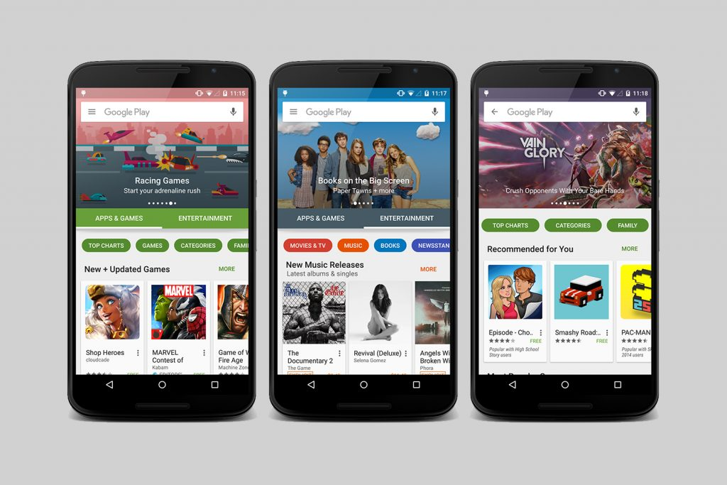 More than 300 apps on Google Play Store are infected by adware