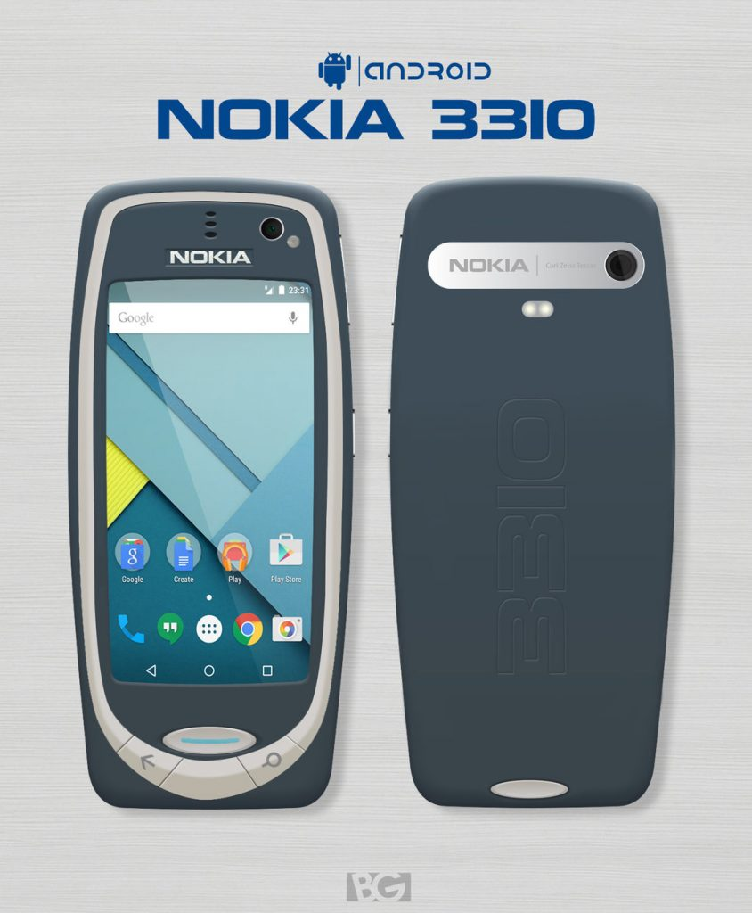 Nokia 3310 to feature a coloured screen, slimmer design