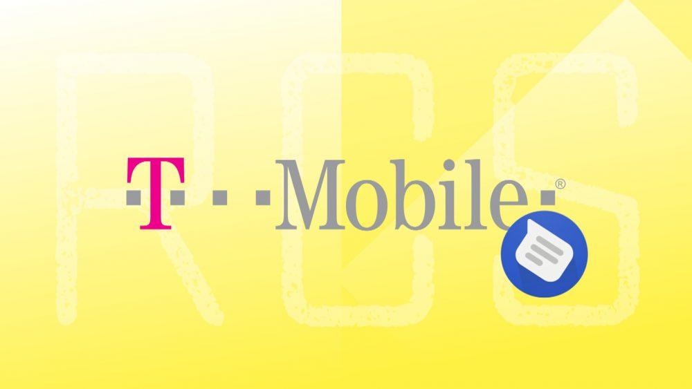 T-Mobile RCS