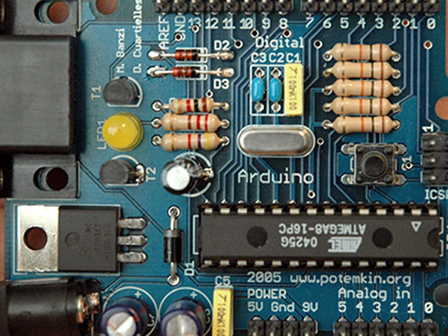 Become an arduino master with a starter kit and