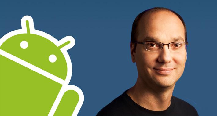Andy Rubin's upcoming high-end smartphone project loses ...