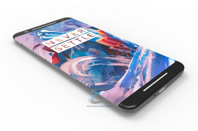 Oneplus 5 Might Take On The Galaxy S8 With A Dual Edge Display