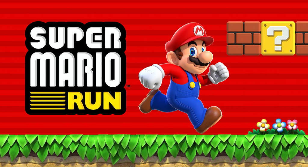Super Mario Run landing on Google Play Store March 23rd