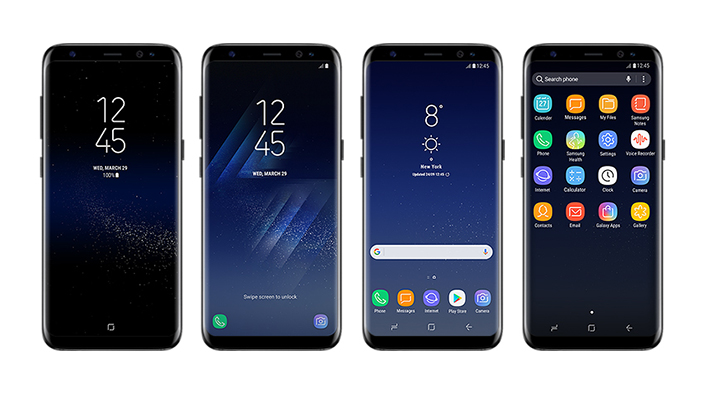 Samsung Galaxy S8 Might Get Android 7 1 Nougat Treatment Soon