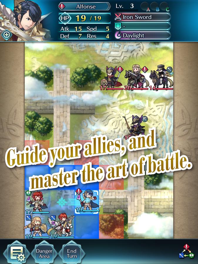 fire emblem battles