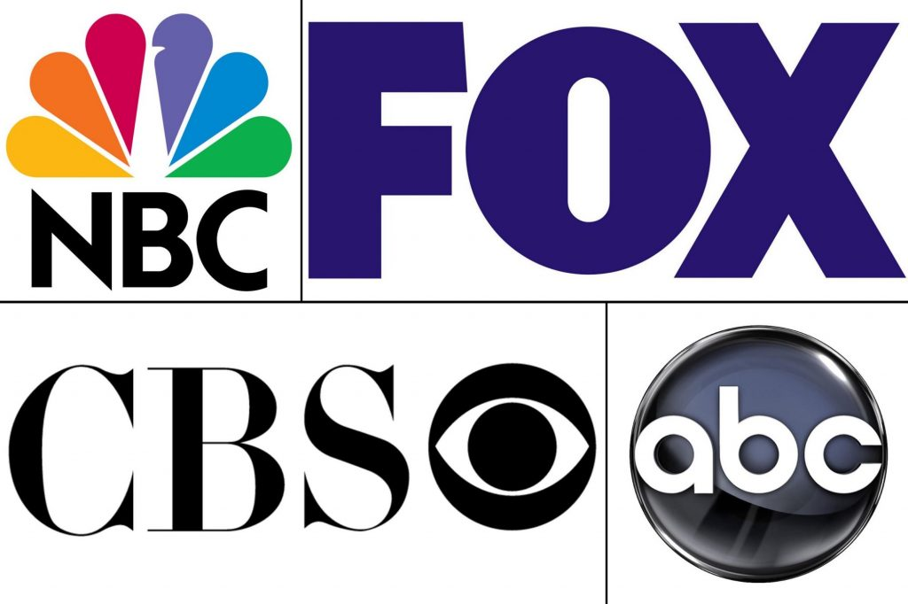 abc cbs nbc fox