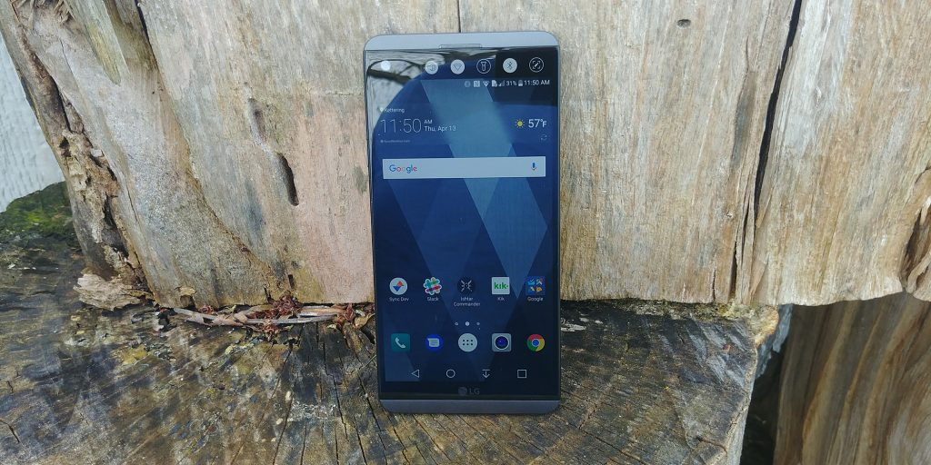 Yup, the LG V30 is a Big G6