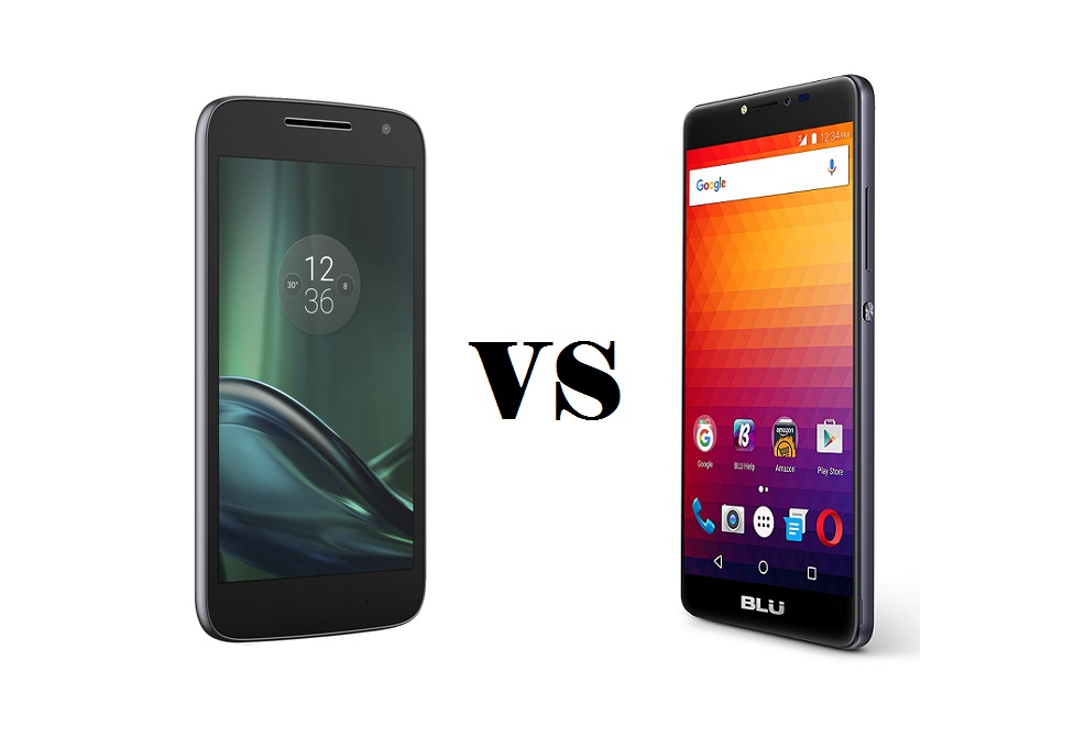 Moto G4 Play Vs BLU R1 Plus (Under $150 Smartphone Showdown