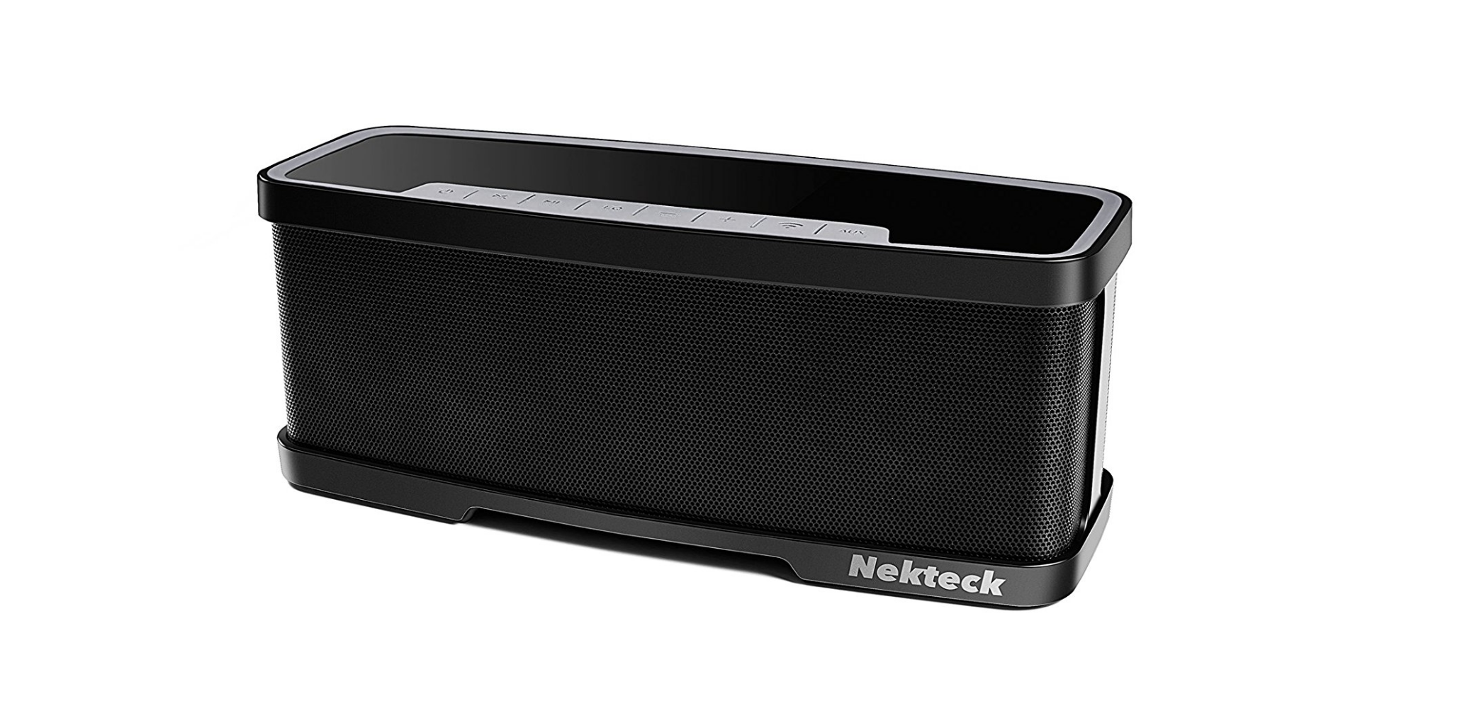 nekteck nk s1 is a pint sized powerhouse bluetooth speaker review. Black Bedroom Furniture Sets. Home Design Ideas