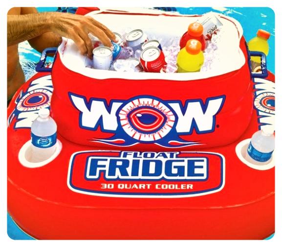 wow sound float fridge