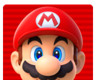 super mario run logo