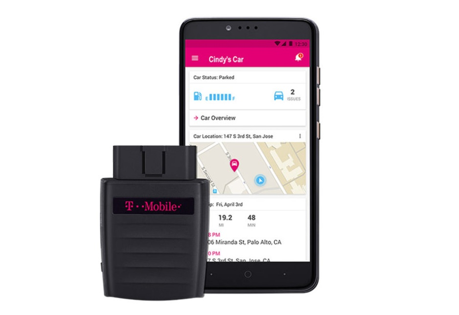 T Mobile Syncup Drive Now Offers Roadside Assistance For Free