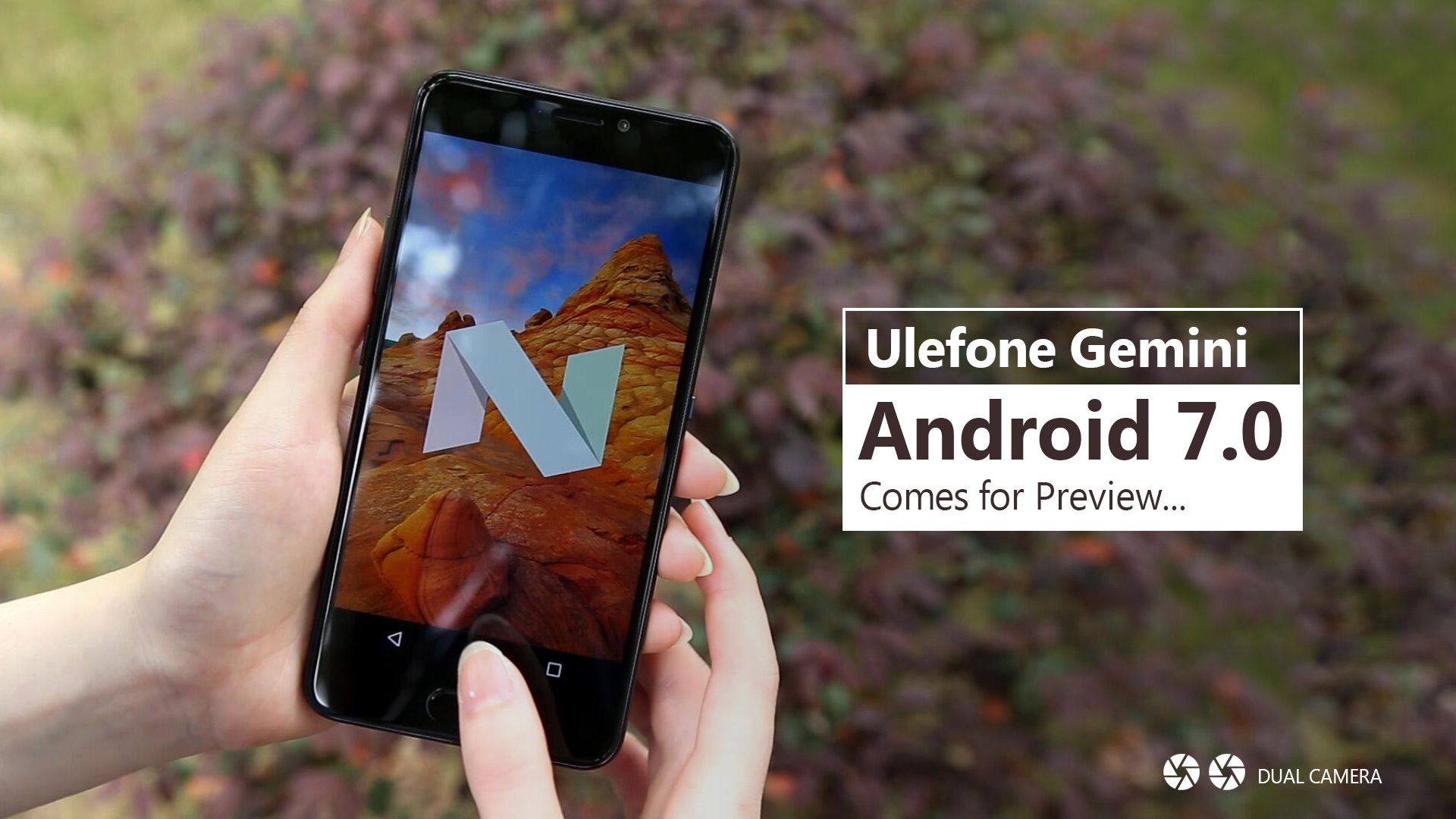Ulefone Gemini Gets First Preview Of Android 7.0 Nougat (Promoted