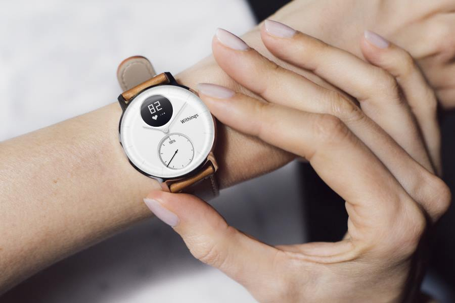 Nokia touts the Withings Steel HR Special Edition as an ...