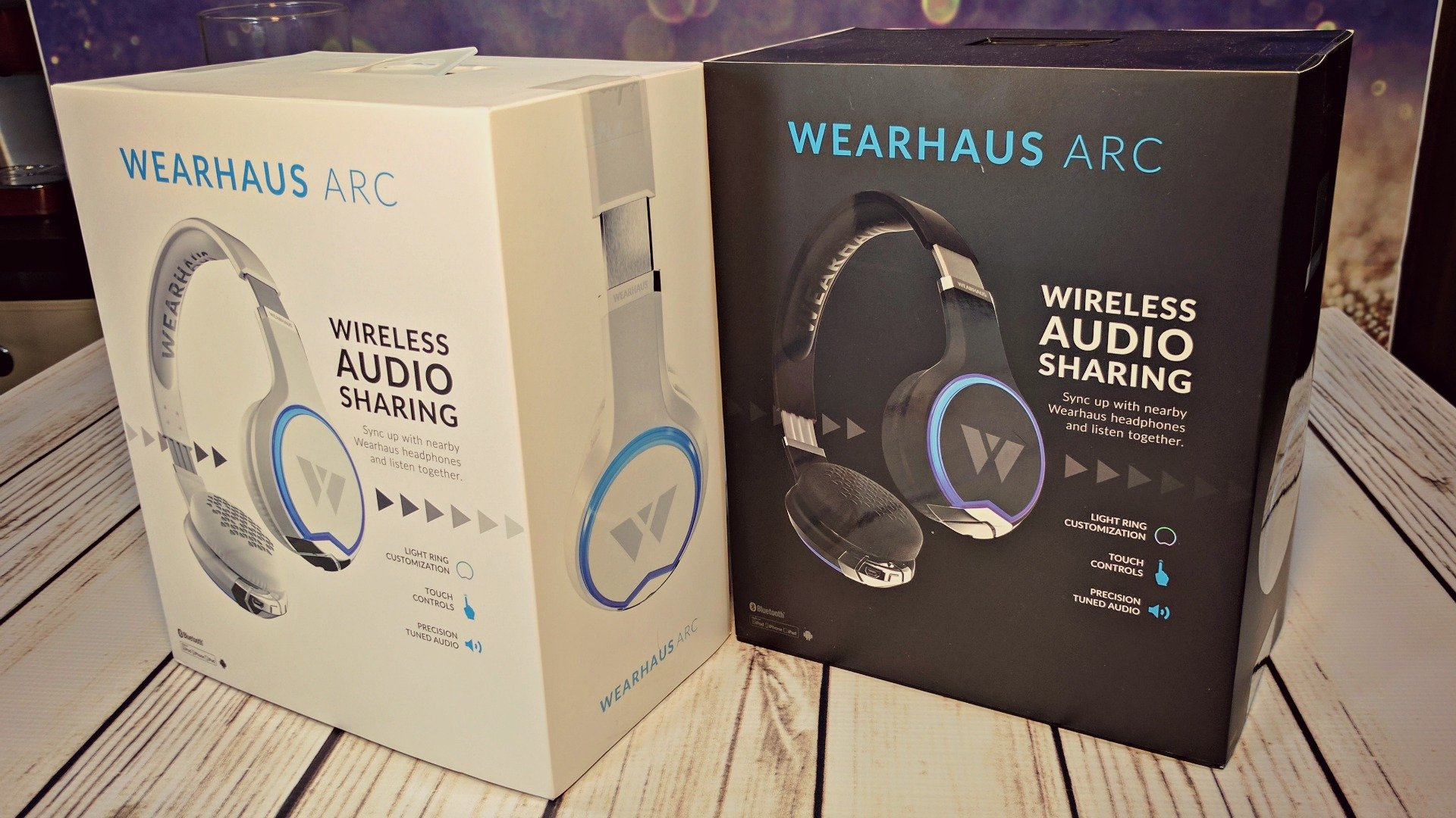 11956016657 Initially offered through Kickstarter some years ago, the Wearhaus Arc are  now available in brick and mortar stores. As of mid-April the headphones  can be ...