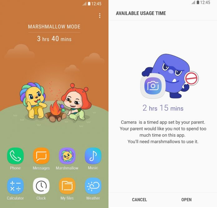 Samsung S Marshmallow Apps Put Parental Controls On Your