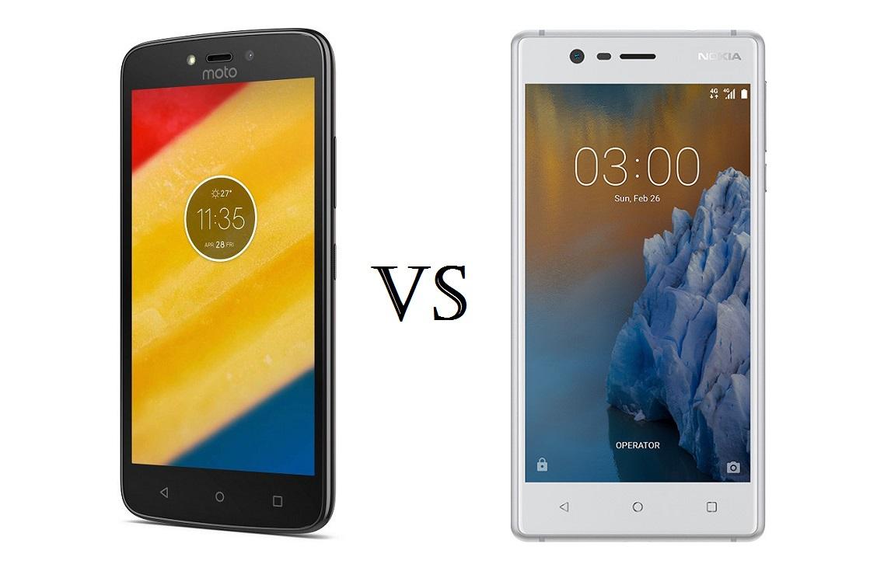 Moto C Plus Vs Nokia 3 Ultra Budget Smartphone Showdown