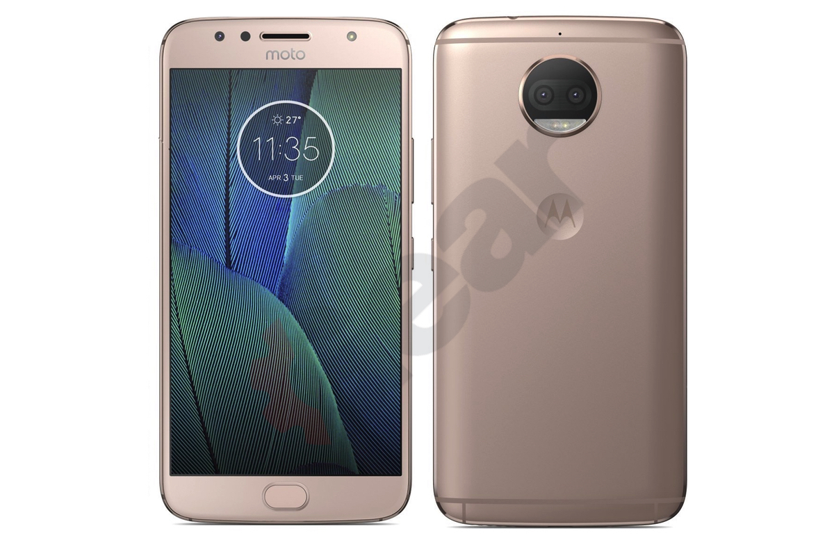 Moto G5S Leak Reveals New Color Options and Metal Design