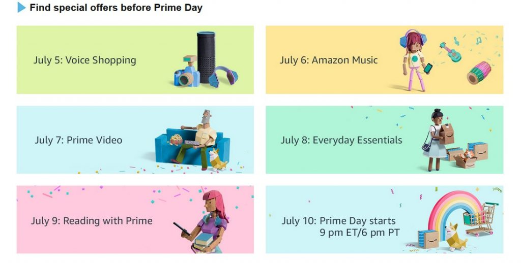 This year's Amazon 'Prime Day' to take place in India as well
