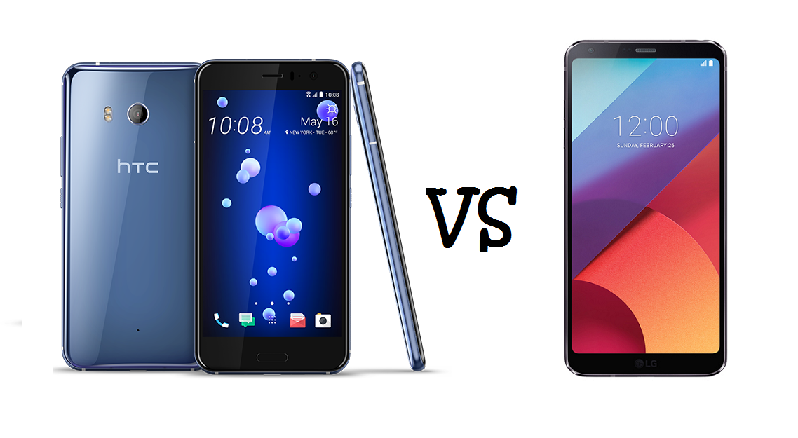 HTC U11 vs Samsung Galaxy S8: Which is better?