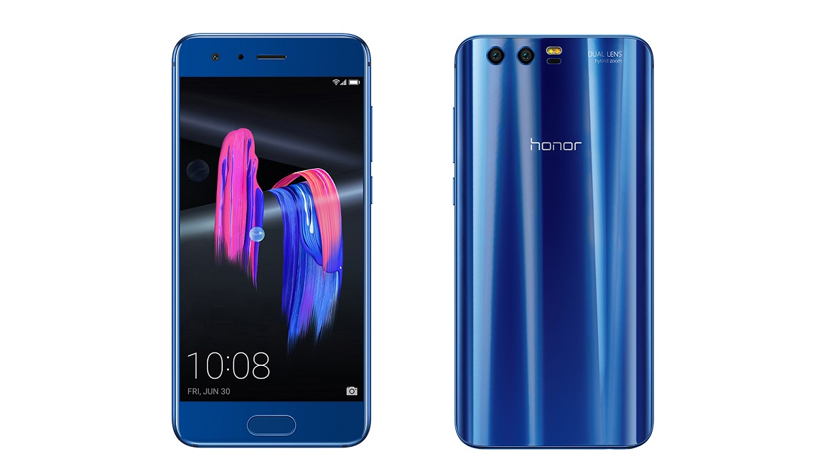 Honor 9 Launches As The Light Catcher On The Global Market