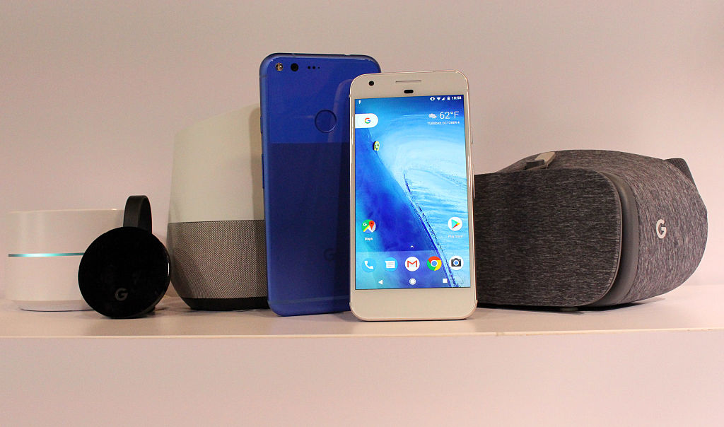 Pixel XL deal gives buyers a free Google Home
