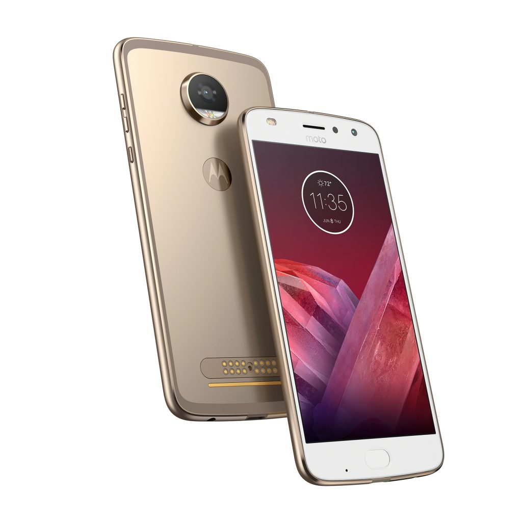 moto z play. The Moto Z2 Play Launches With Android 7.1.1 Nougat Out Of Box, While Z Ships 6.0.1 Marshmallow Box.