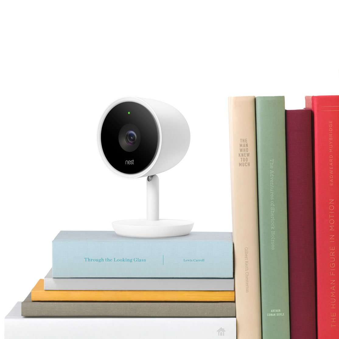 Nest security camera knows who's home with Google face tech