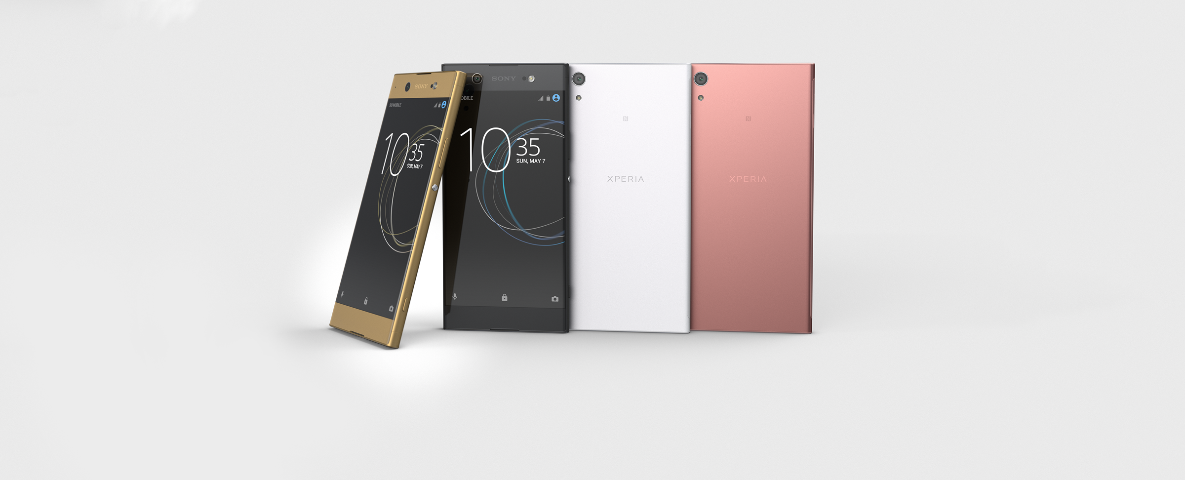sony xperia xa1 ultra now available in the us for 399. Black Bedroom Furniture Sets. Home Design Ideas