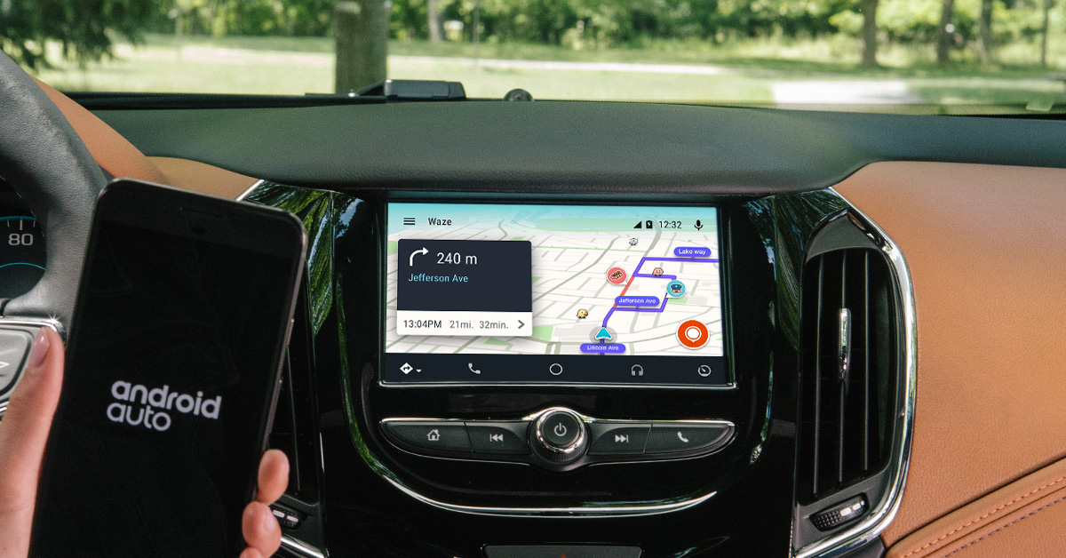 Waze just came to Android Auto - At long last
