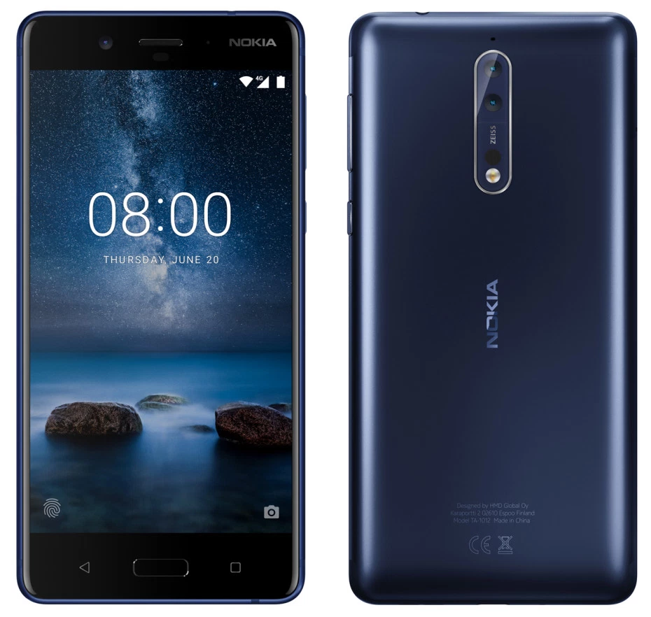 Nokia 8 is coming this month: these are its specs