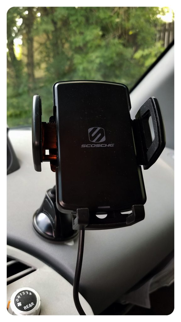 scosche in car mount