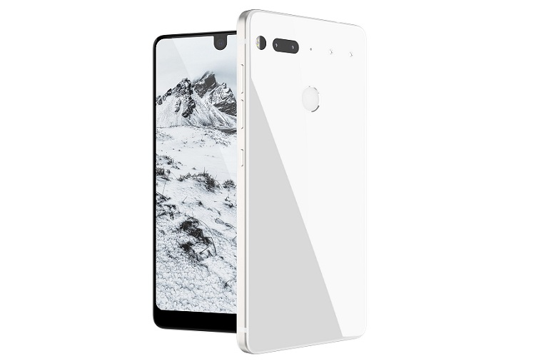 Essential Phone shows up on Best Buy in unlocked and Sprint versions